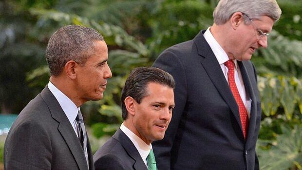 Harper Mexico 20140219