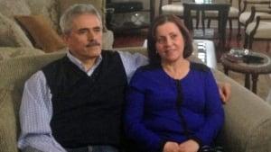 Yakdan and Gamila Nissan
