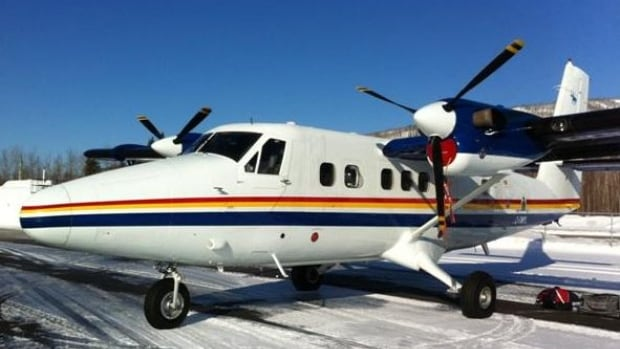 The Yukon RCMP's Twin Otter was sold to a private buyer in March, 2014. Police in Happy Valley-Goose Bay now operate the only RCMP Twin Otter plane in the country.