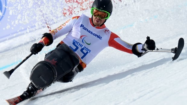 Sit-skier Josh Dueck , of Vernon, B.C., pushes the limit every time he competes, helping to break down traditional barriers in Paralympic sport.
