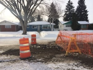 water main break woes