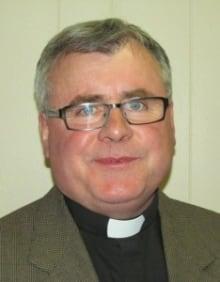 Father Wayne Dohey
