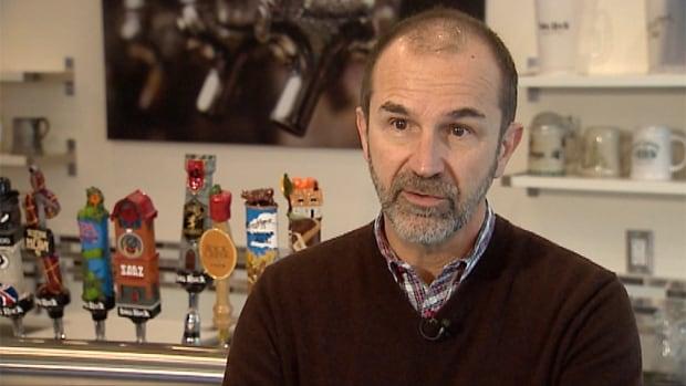 Big Rock Brewery CEO Robert Sartor