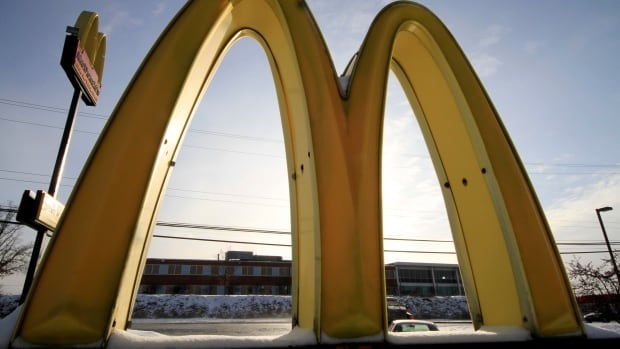 The McDonald's fast food chain reported disappointing year-to-date sales Monday at U.S. stores open at least 13 months, known as comparable sales and a key metric of financial performance.