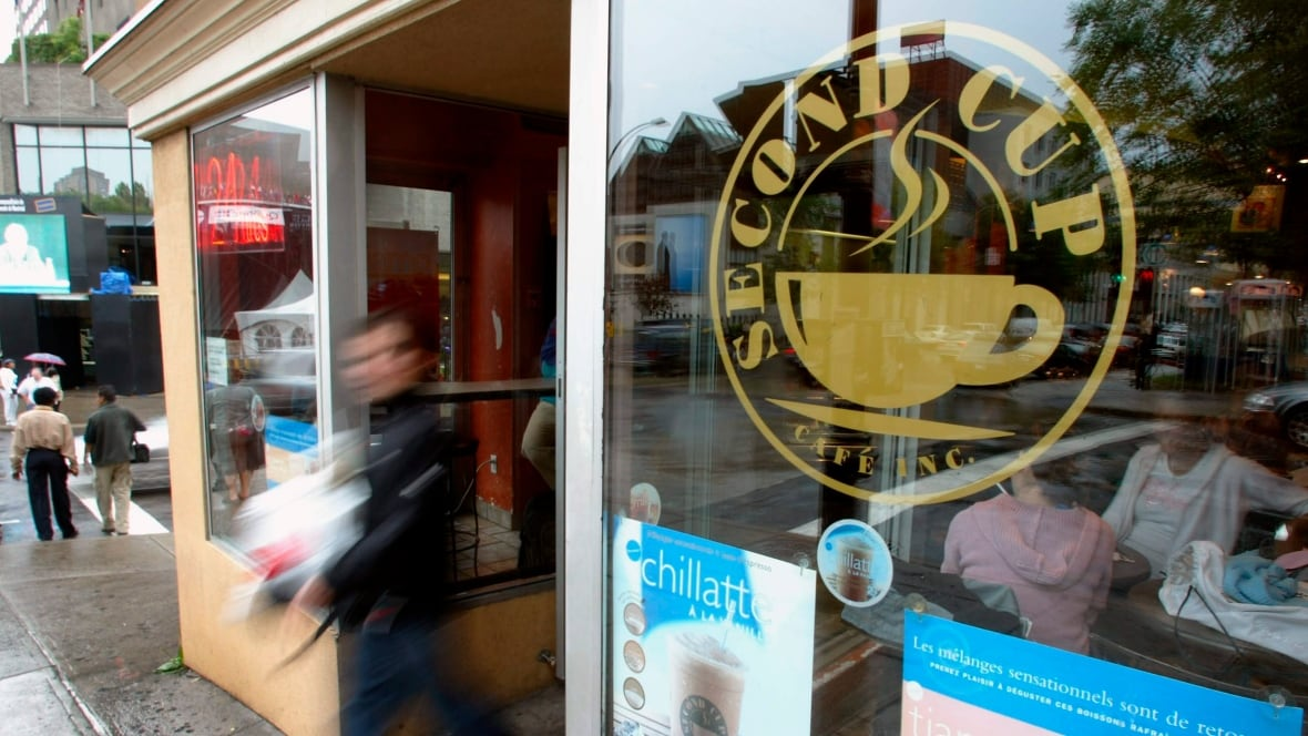 Second Cup surges as coffee chain to convert cafes for pot