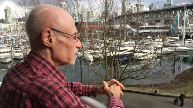 Vancouverite Alan Herbert started a group in 2014 to discuss the challenges of being gay and grey.