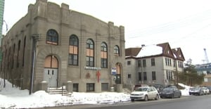 Salvation Army buildings in St. John's