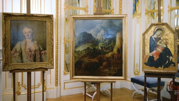 Image result for french art stolen
