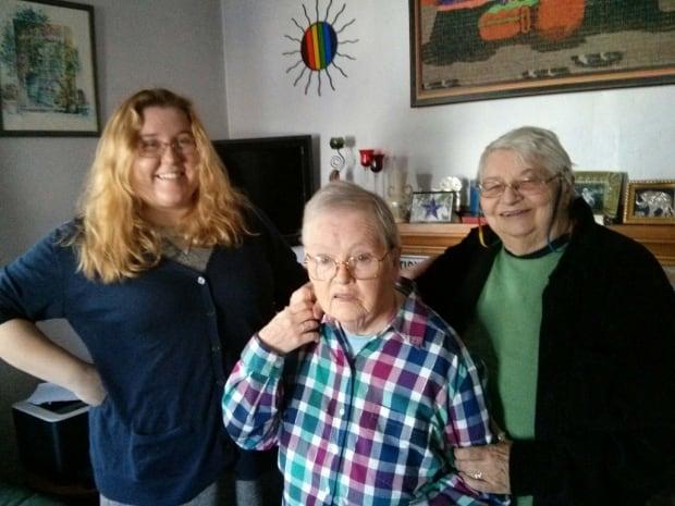Chris, Bridget, Kat