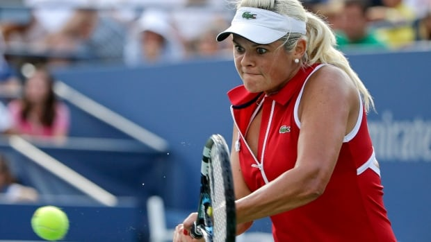 Aleksandra Wozniak  will prepare for qualifying rounds set for early next week in Miami after using up her final protected tournament entry for the BNP Paribas Open, where she fell to Li Na in the fourth round. (AP Photo/David Goldman)