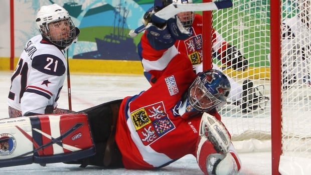At six feet four inches, Czech goalie Michal Vapenka is a hulk of a Paralympic goalie, and has helped his team avoid major losses in the 2014 tournament in Sochi, Russia.