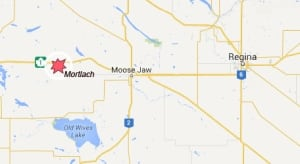 Mortlach, Sask. train derailment