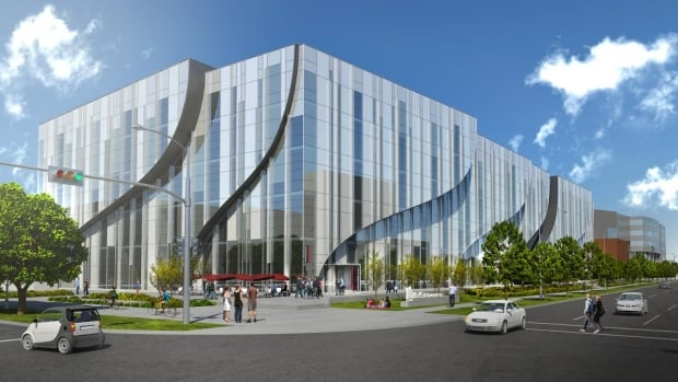 MacEwan University's proposed Centre for Arts and Culture will allow the campus to grow from 13,000 students to 17,000.