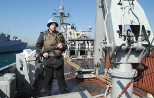 Ukraine sailor Black Sea