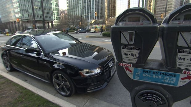 A UBC study has urged the city to allow building owners to rent out or share  unused parking spots on their properties.
