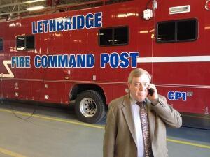 Lethbridge emergency mayor