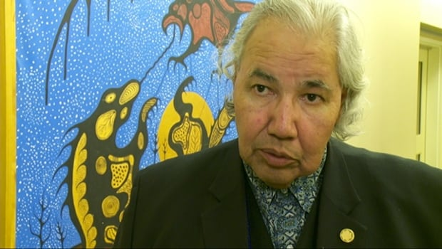 Justice Murray Sinclair Truth and Reconciliation Commission