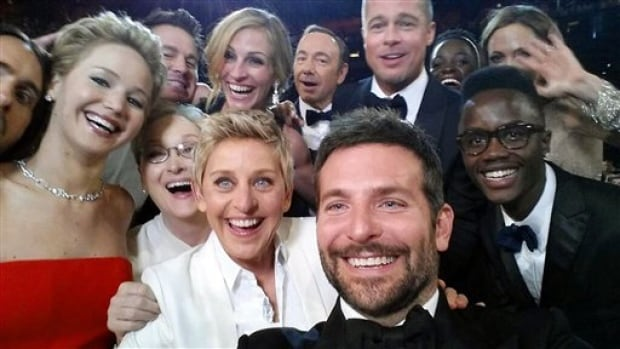 Ellen DeGeneres's star-studded selfie garnered 3.4 million retweets.