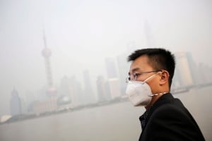 APTOPIX China Pollution