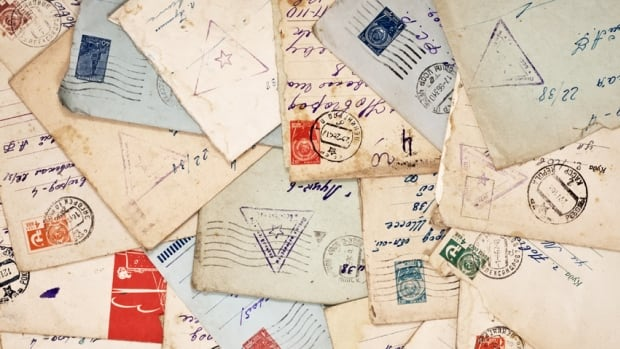 old envelopes as a background; Shutterstock ID 83053969; Cost Ctr: M71071199900; Dept: CBC.ca ; Email: andrea.bellemare@cbc.ca; Project: Andrea's Five Fun Things