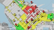vancouver parking map