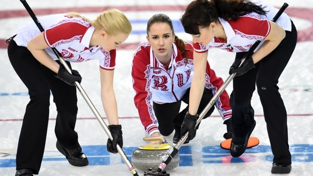 World Women S Curling Championship Scores Amp Schedule Cbc Sports