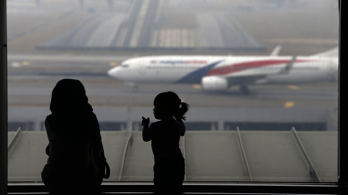 the events surrounding the disappearance of malaysian flight 370