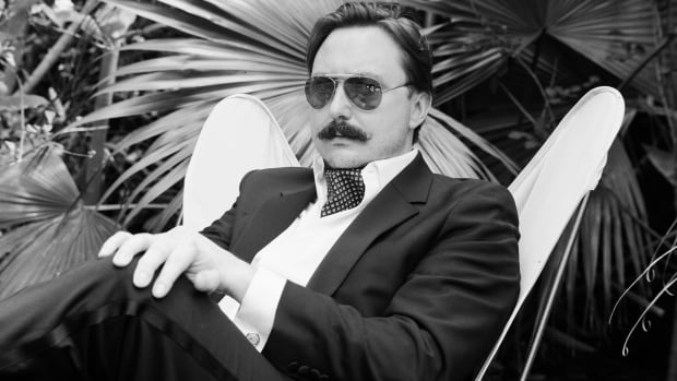 John Hodgman, best known for his work on The Daily Show, will be in Winnipeg this weekend doing thing about why art matters while being generally funny.