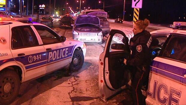 Crash Gunshots Heron Walkley March 13 Ottawa