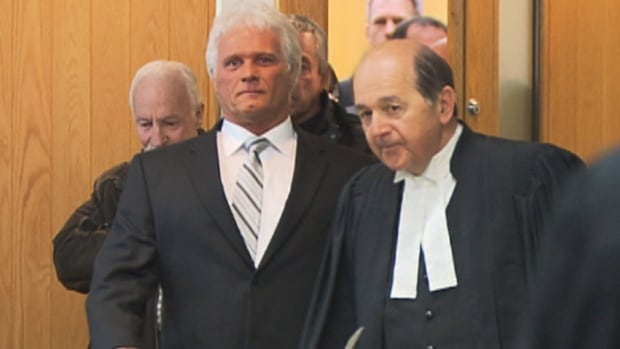 Yves Plamondon spent 28 years in prison on murder charges, but always maintained his innocence.