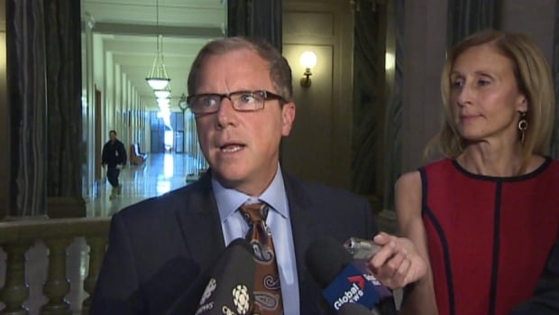 Brad Wall says the $40 million being spent on 'lean' health care consultants will pay for itself.