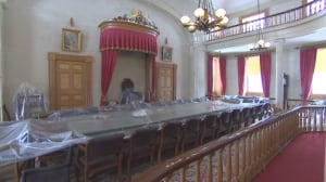 Province House renovations