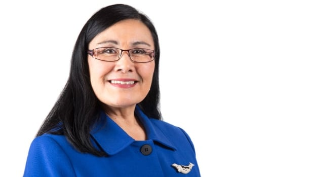 Rassi Nashalik, host of Igalaaq, CBC North's Inuktitut supper-hour TV news program, announced her upcoming retirement on Friday evening's broadcast.