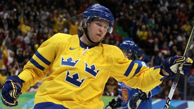 Swedish forward Nicklas Backstrom was removed just before the Olympic final after testing positive for a banned stimulant.