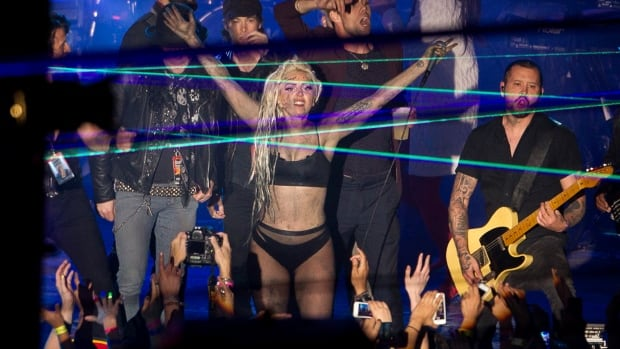Lady Gaga will be one of the headliners at the 20th annual Bluesfest music festival.