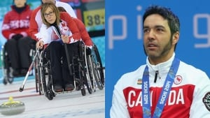 Brian McKeever, Sonja Gaudet nominated for Paralympics prize