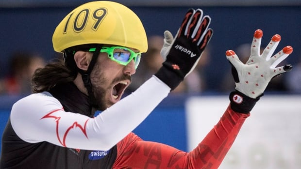 Charles Hamelin headlines Canada's 2014-15 short-track team. The native of Sainte-Julie, Que., has won three gold medals and one silver over the last three Winter Games and hopes to compete at the 2018 Olympics in Pyeongchang, South Korea.