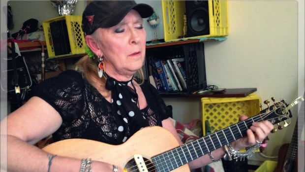 Nanci Blu became a woman in her fifties.