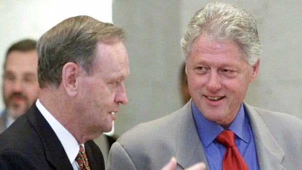 U.S. documents released Friday include details from a phone conversation between then U.S. President Bill Clinton and then Prime Minister Jean Chrétien on the evening of the 1995 referendum.