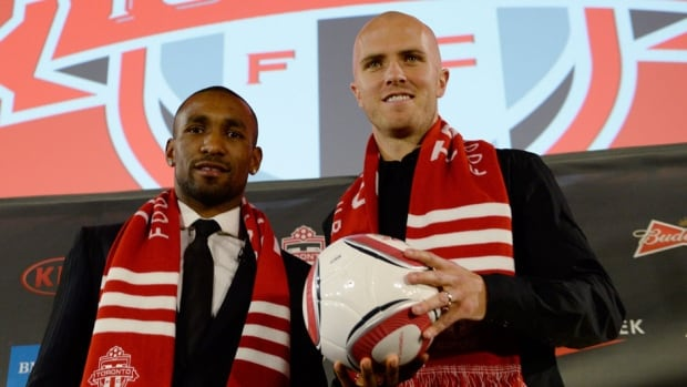 Two of Toronto FC's major off-season acquisitions, Jermain Defoe and Michael Bradley, are looking to play key roles this season.