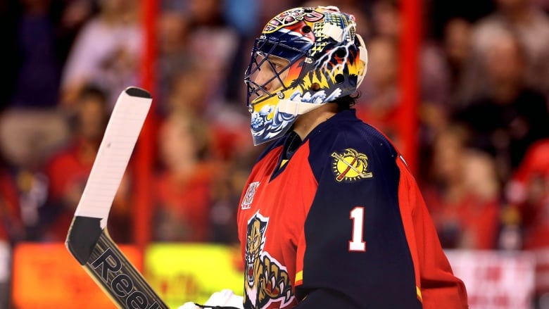 Roberto Luongo Panthers Welcome Canucks Cbc Sports