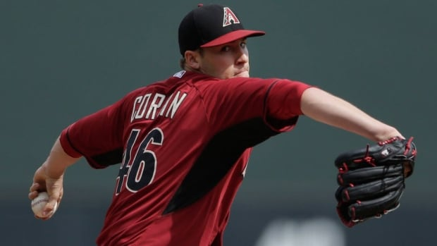Patrick Corbin had been designated the team's opening day starter against the Los Angeles Dodgers in Australia.