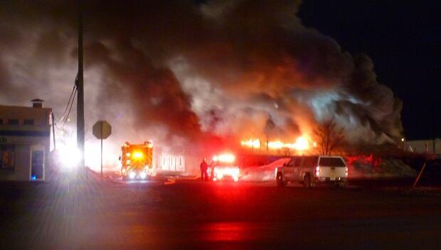 McAra Street fire