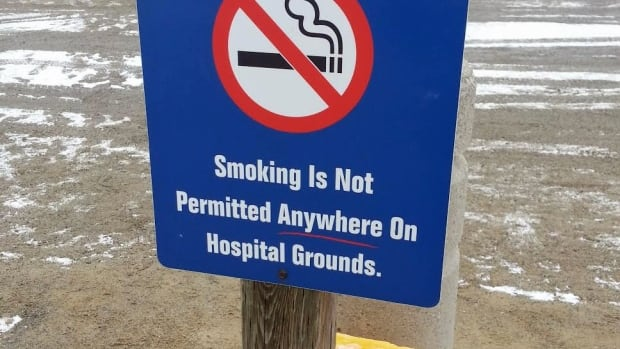 Should hospitals refuse to hire smokers? It's a question being debated Friday afternoon at the eighth annual Ottawa Conference on Smoking Cessation.