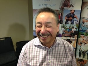Chief Stan Beardy cancer screening