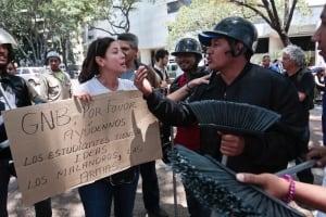 Venezuela Unrest