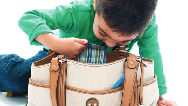 The focus for Nova Scotia Poison Prevention Week is on the potential dangers of many average purse contents for children.