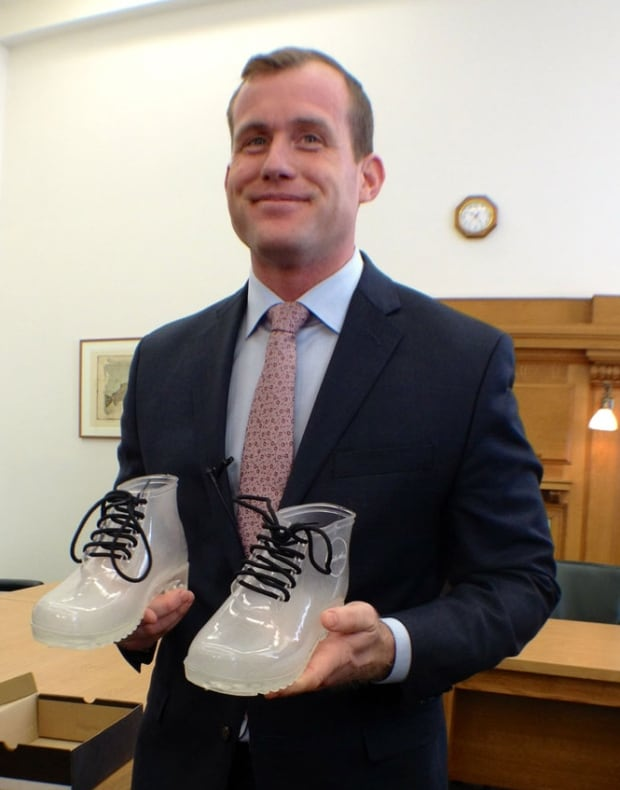 Sask. NDP finance critic Trent Wotherspoon skpic