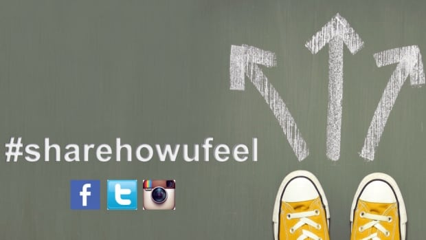 St. Joseph's Care Group, the Children's Centre and the Thunder Bay Counselling Centre have launched the #ShareHowUFeel social media campaign. Teens can post words and pictures on Facebook, Twitter and Instagram using the hashtag and, at the same time, find out how to access counselling or support services.