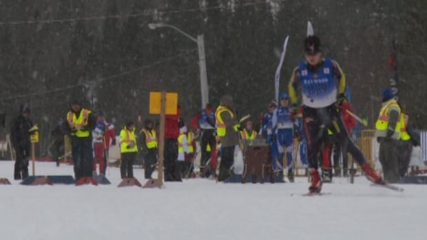 Cross-country skiers from across Canada, including some Olympic athletes, are in Corner Brook this week to compete in the Haywood 2014 Ski Nationals.